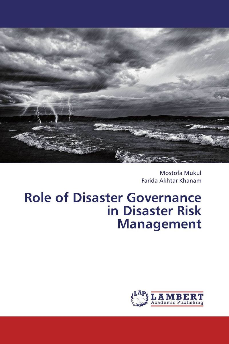Role of Disaster Governance in Disaster Risk Management corporate governance and firm value