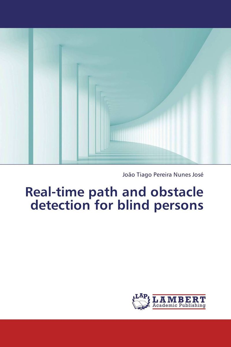 Real-time path and obstacle detection for blind persons walking through the path of faith