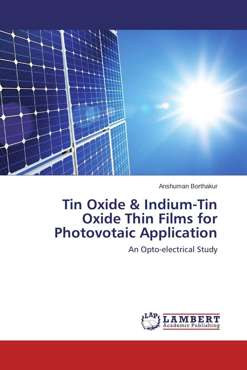 Tin Oxide & Indium-Tin Oxide Thin Films for Photovotaic Application delta lux