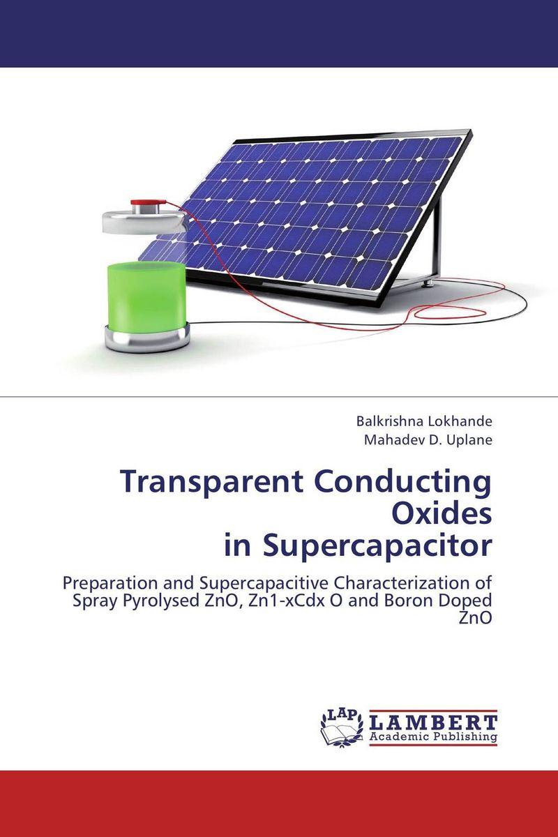 Transparent Conducting Oxides  in Supercapacitor application of conducting polymer electrodes in cell impedance sensing