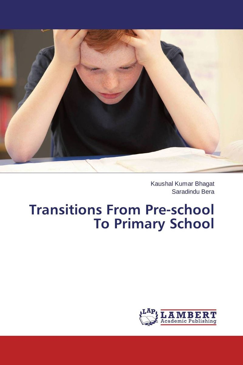 Transitions From Pre-school To Primary School