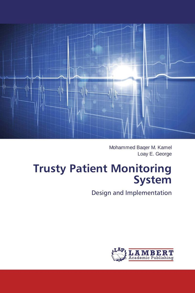 Trusty Patient Monitoring System case history of therapeutic patient manual
