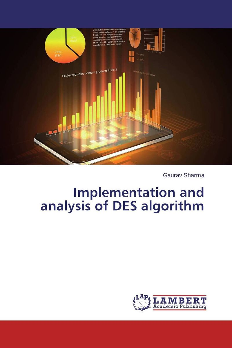 Implementation and analysis of DES algorithm abdulkreem mohameed and ahlam fadhil software hardware design and implementation of jpeg codec on fpga