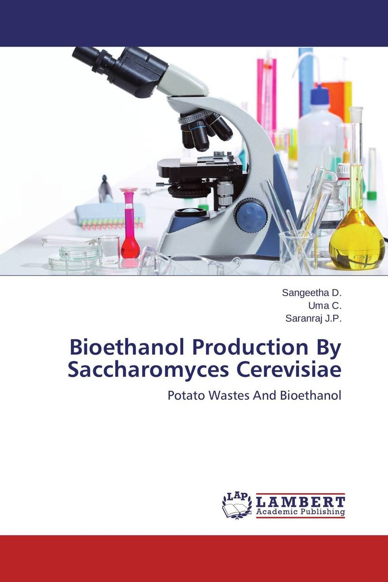 Bioethanol Production By Saccharomyces Cerevisiae hyper production of cellulase by mutagenesis of bacillus strain