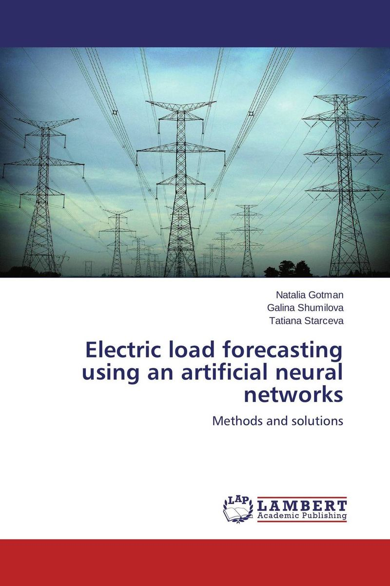 Electric load forecasting using an artificial neural networks aygun nusrat alasgarova financial risk forecasting using neuro fuzzy approach