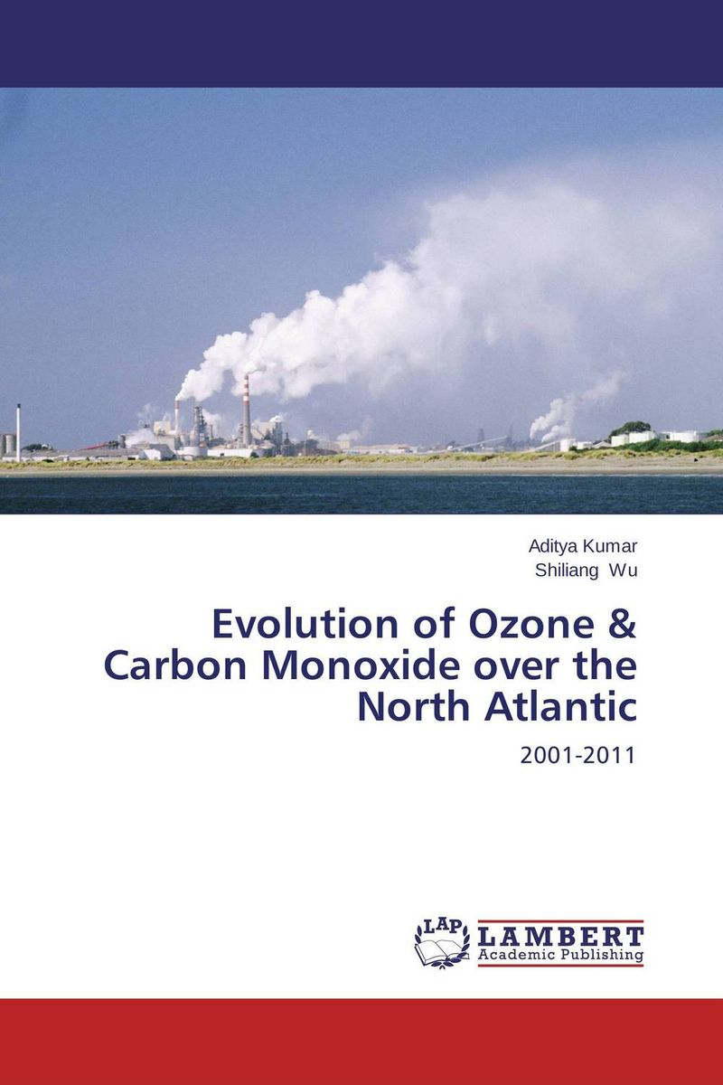 Evolution of Ozone & Carbon Monoxide over the North Atlantic geodynamics and ore deposit evolution in europe