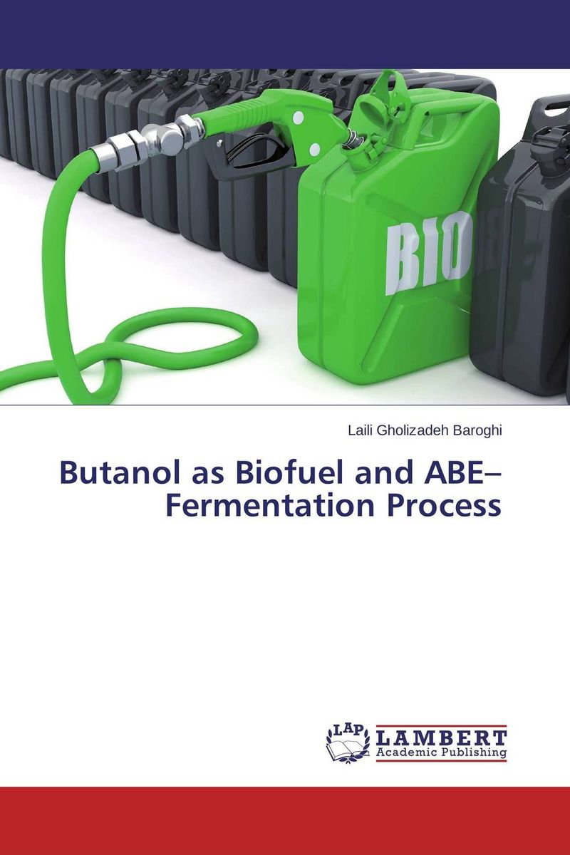 Butanol as Biofuel and ABE–Fermentation Process fermentation technology
