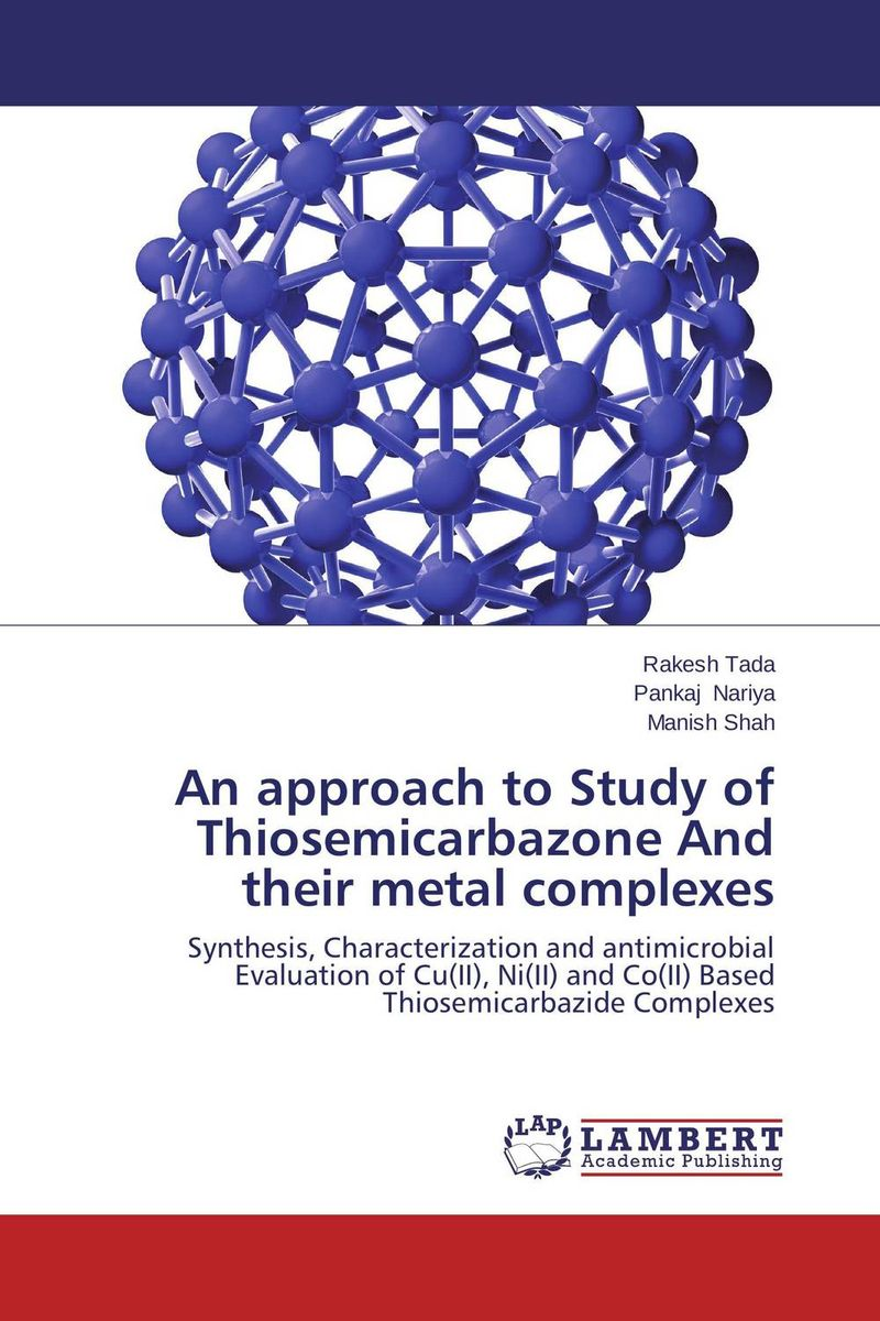 An approach to Study of Thiosemicarbazone And their metal complexes omar al obaidi transition metal complexes