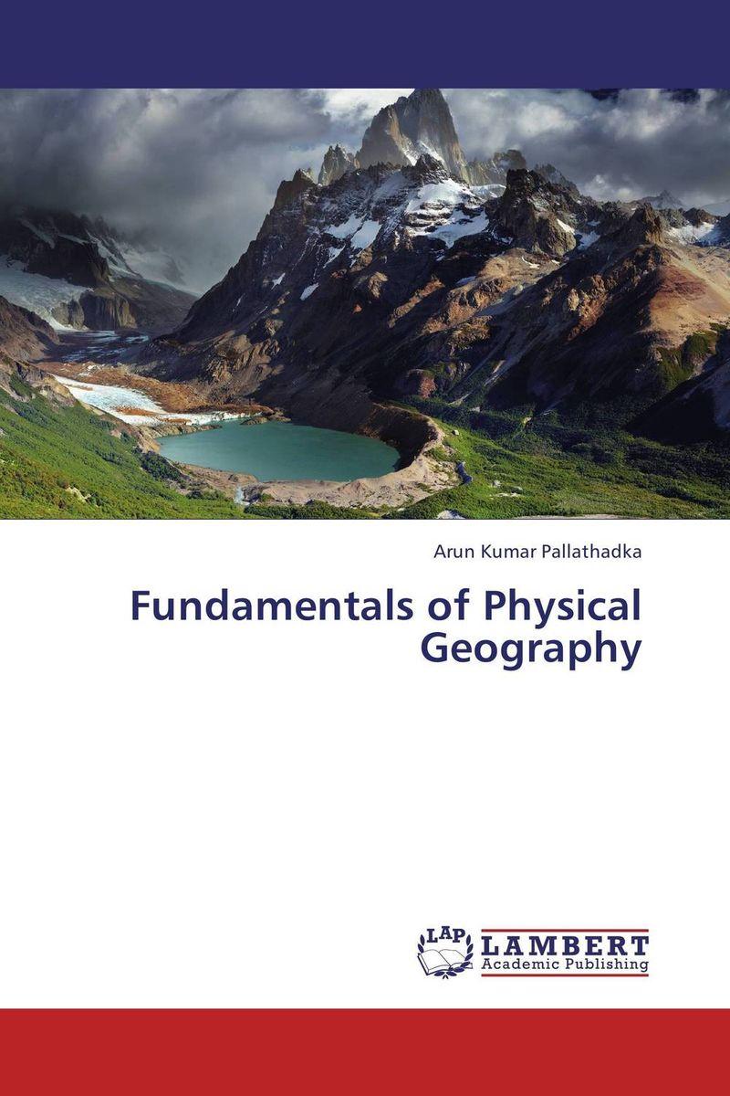Fundamentals of Physical Geography fundamentals for control of robotic manipulators