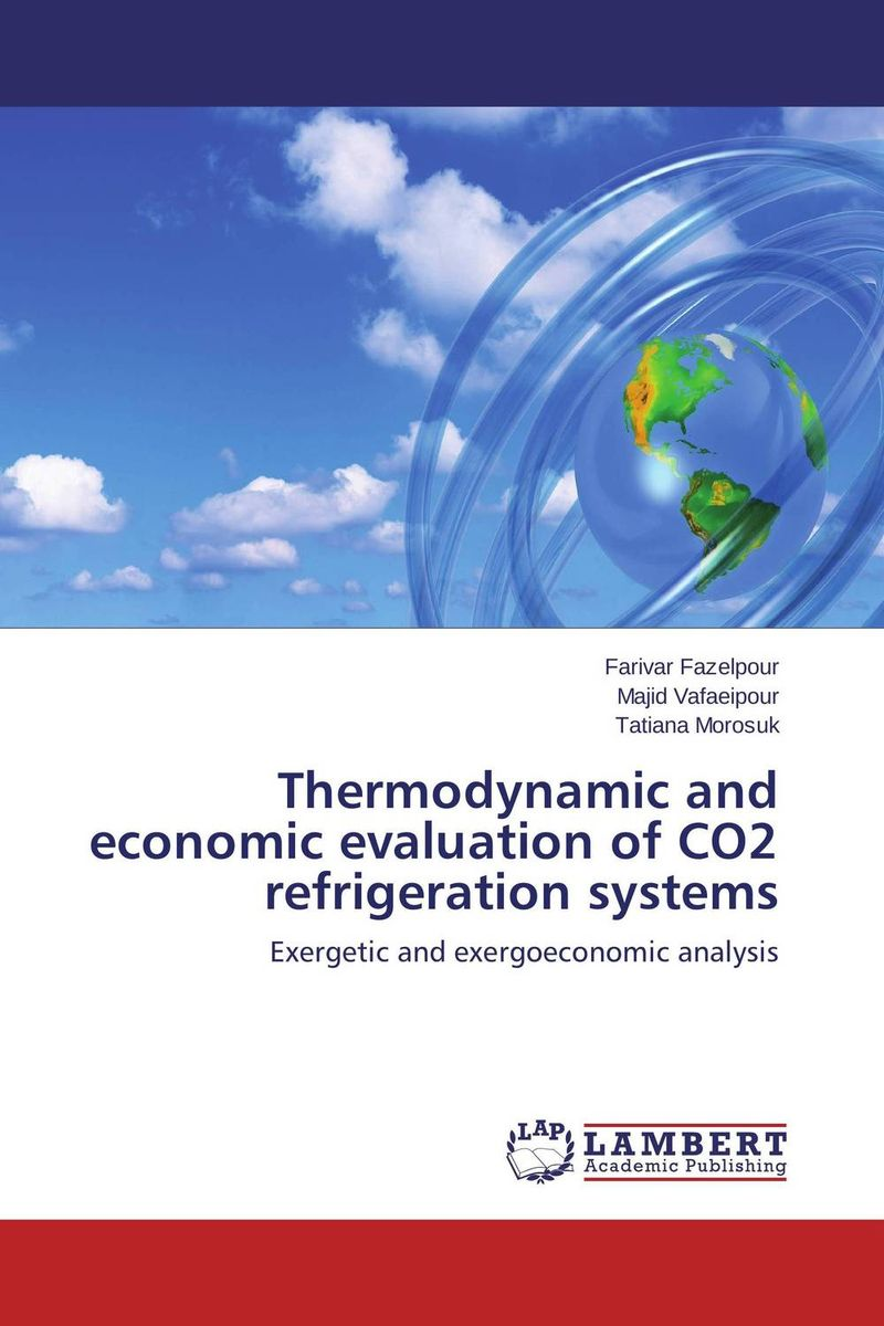 Thermodynamic and economic evaluation of CO2 refrigeration systems crusade vol 3 the master of machines