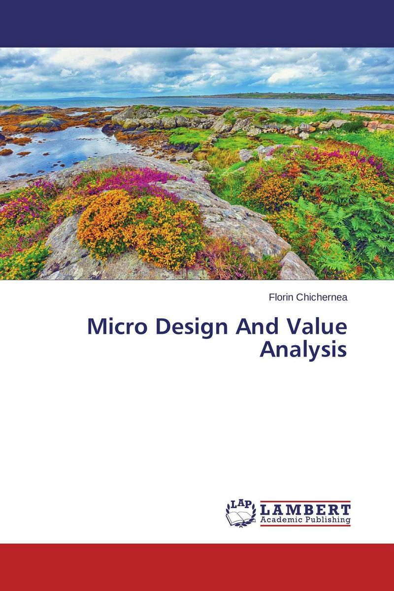 Micro Design And Value Analysis honey value chain analysis