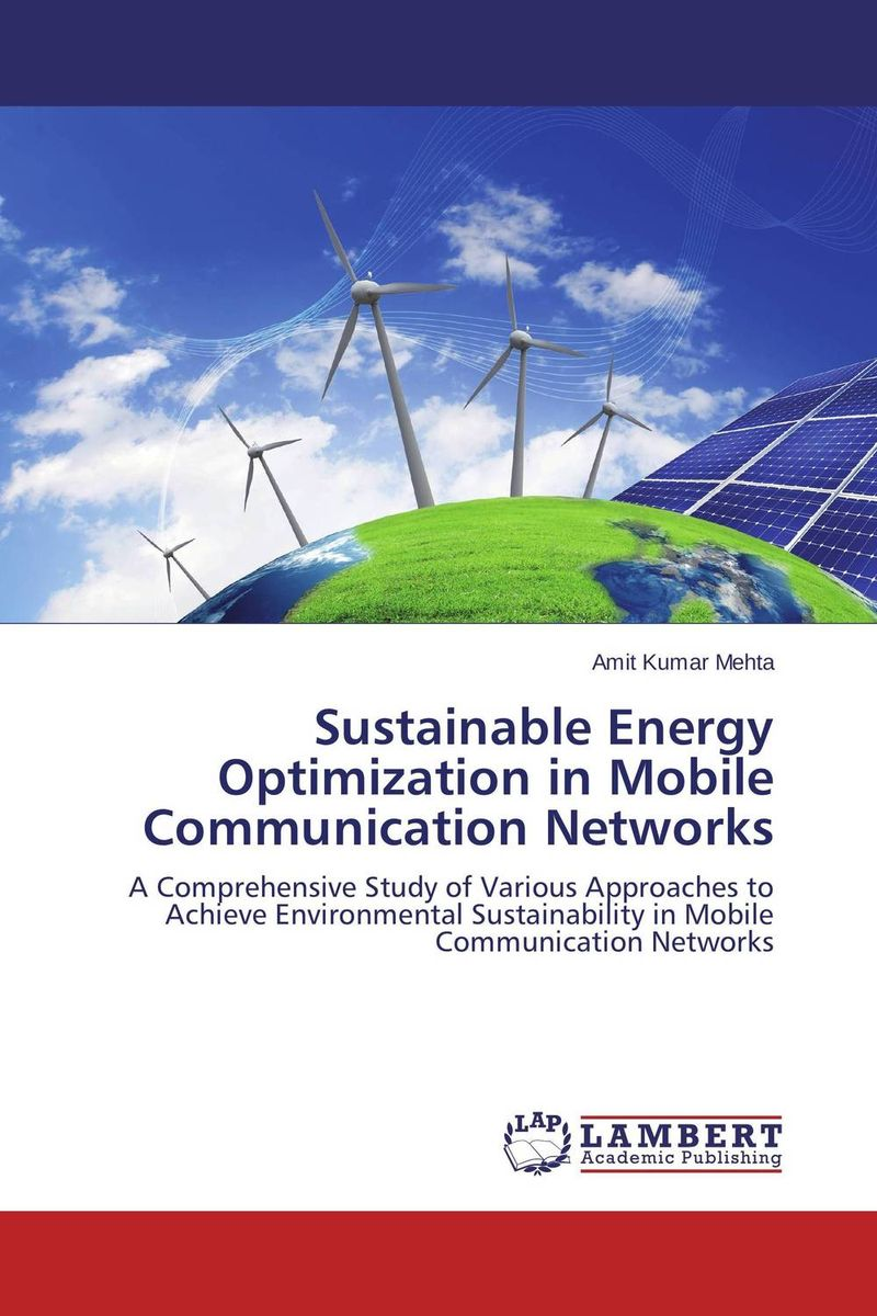 Sustainable Energy Optimization in Mobile Communication Networks characterizing user mobility in wireless networks