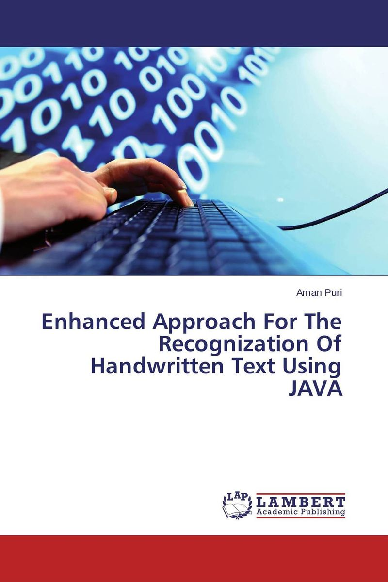 Enhanced Approach For The Recognization Of Handwritten Text Using JAVA знаменитости в челябинске