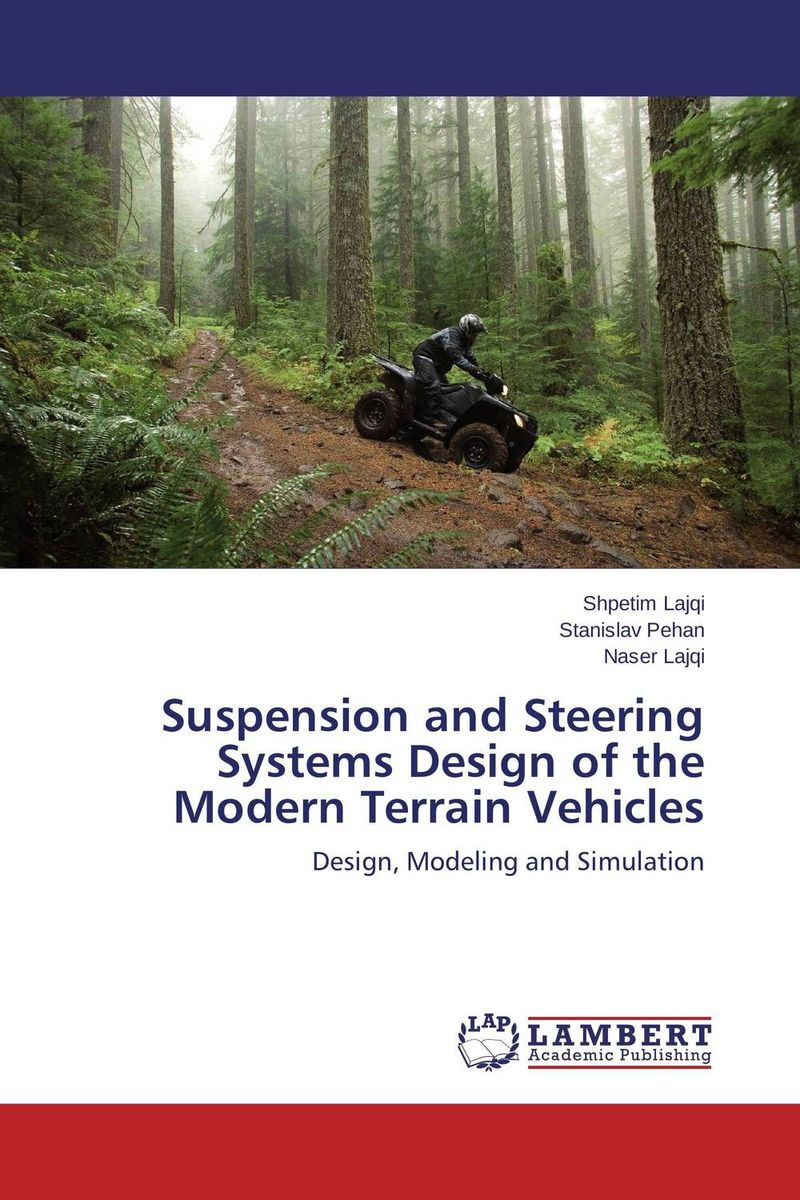 Suspension and Steering Systems Design of the Modern Terrain Vehicles former small four wheel atv tuning parts wishbone suspension knuckle steering column lever kit claw