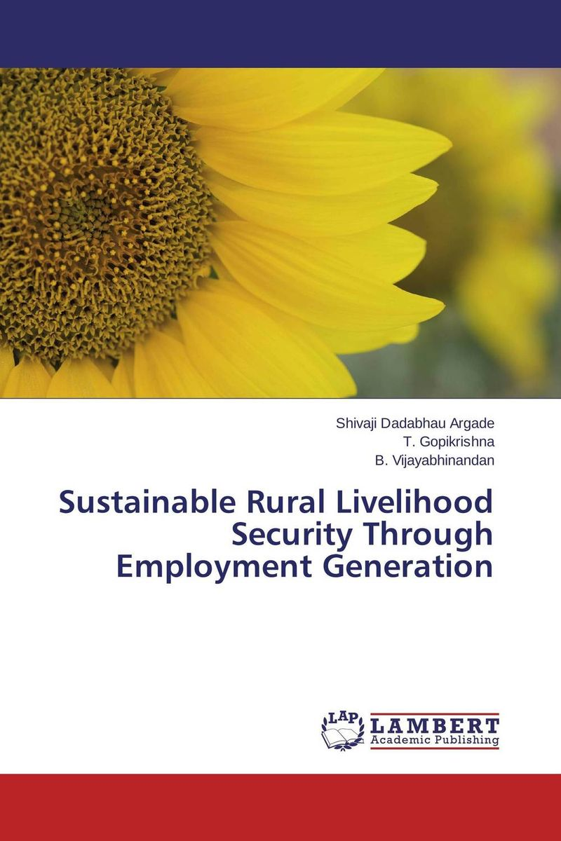 Sustainable Rural Livelihood Security Through Employment Generation sikhulumile sinyolo smallholder irrigation water security and rural household welfare