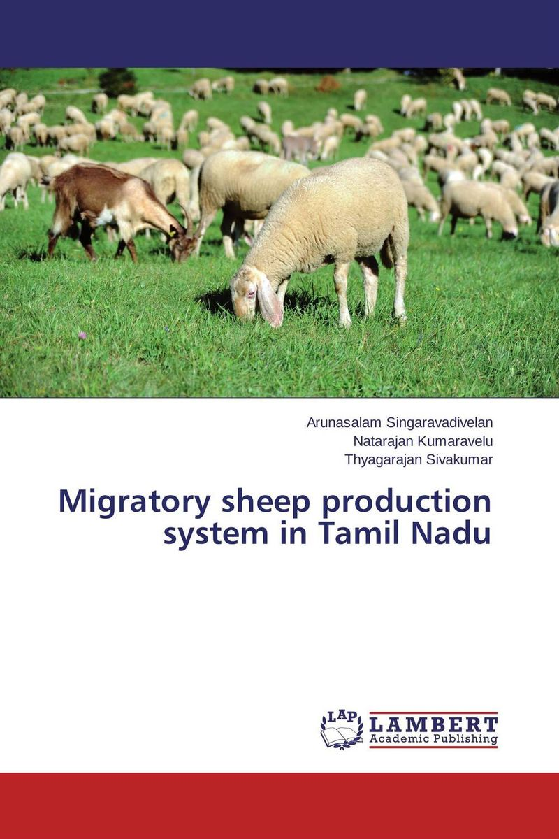Migratory sheep production system in Tamil Nadu