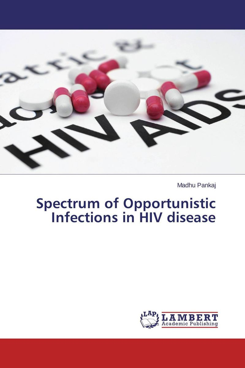 где купить Spectrum of Opportunistic Infections in HIV disease по лучшей цене