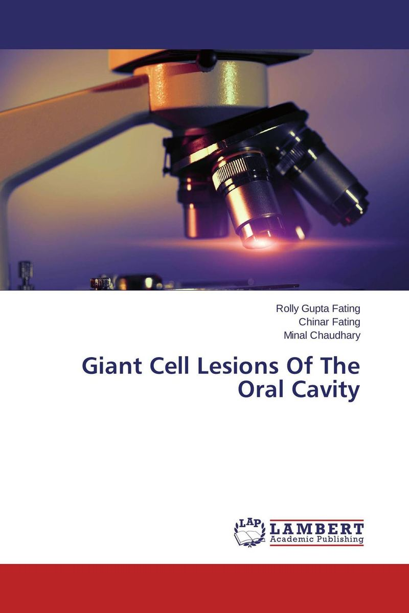 Giant Cell Lesions Of The Oral Cavity cryosurgery in oral and maxillofacial surgery