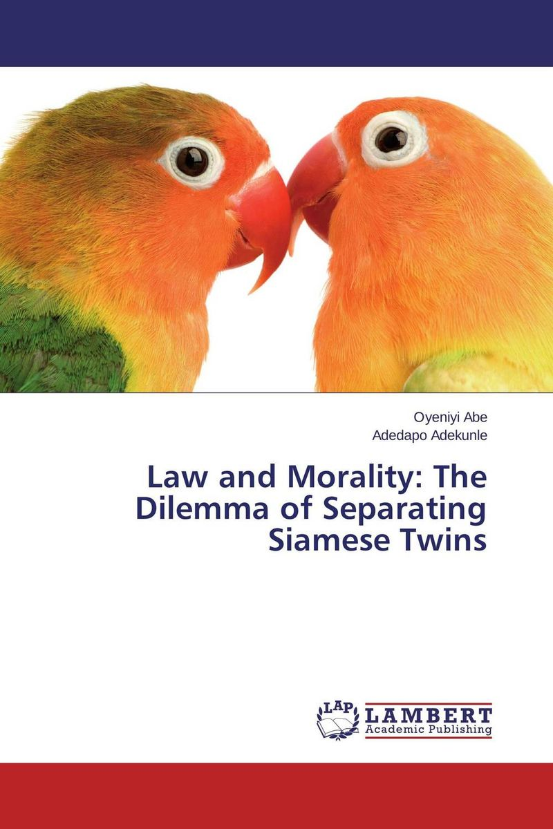 Law and Morality: The Dilemma of Separating Siamese Twins фанатская атрибутика nike curry nba