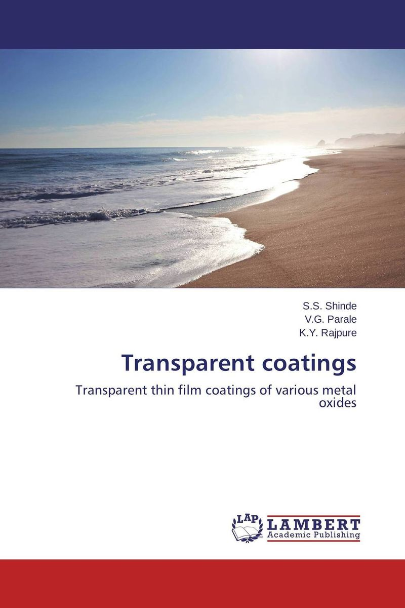 Transparent coatings norman god that limps – science and technology i n the eighties