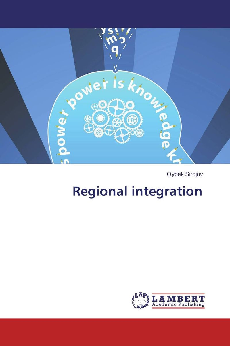 Regional integration the state i am in