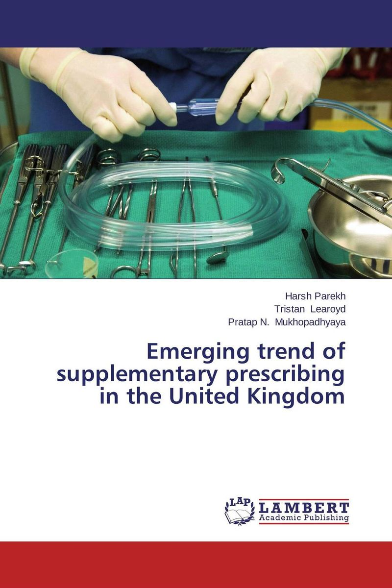 Emerging trend of supplementary prescribing in the United Kingdom