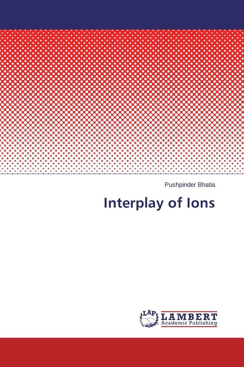 Interplay of Ions rakesh kumar khandal geetha seshadri and gunjan suri novel nanocomposites for optical applications
