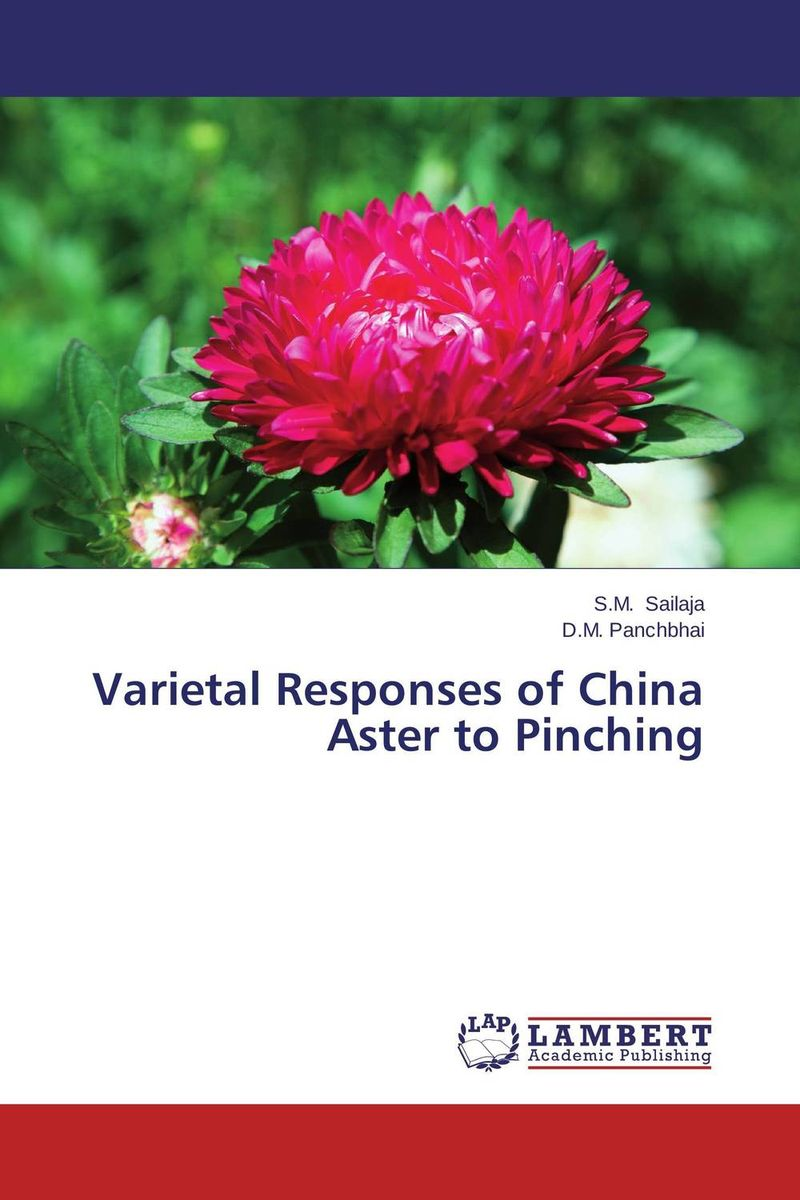 Varietal Responses of China Aster to Pinching блуза modis modis mo044ewvfx55