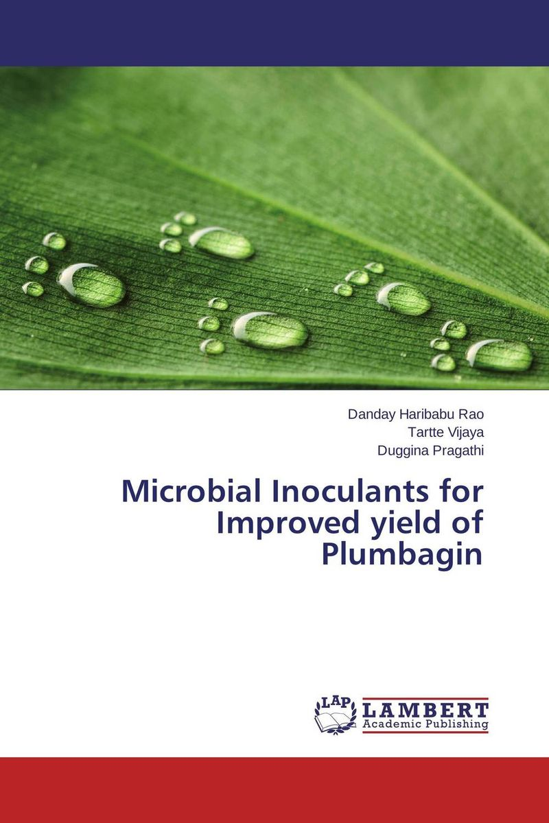Microbial Inoculants for Improved yield of Plumbagin effect of medicinal plant extracts on the viability of protoscoleces