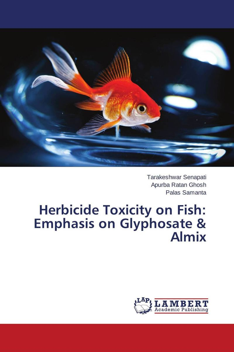 Herbicide Toxicity on Fish: Emphasis on Glyphosate & Almix салфетки carefree plus large fresh 36 шт ароматизированная 80173