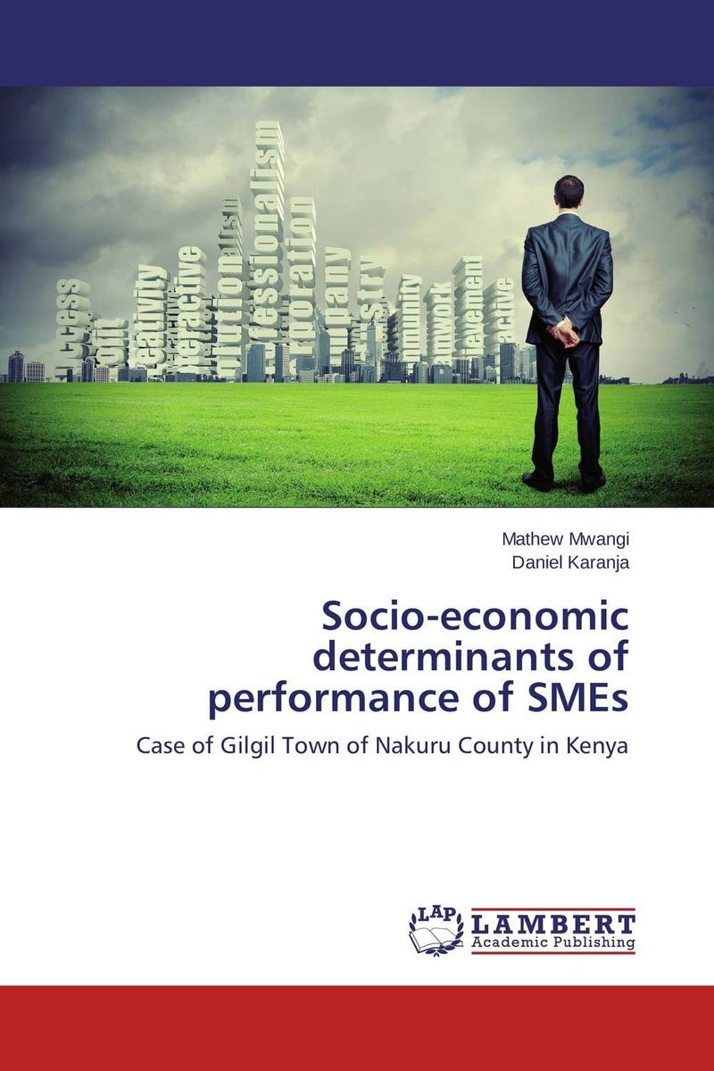 Socio-economic determinants of performance of SMEs the failure of economic nationalism in slovenia s transition
