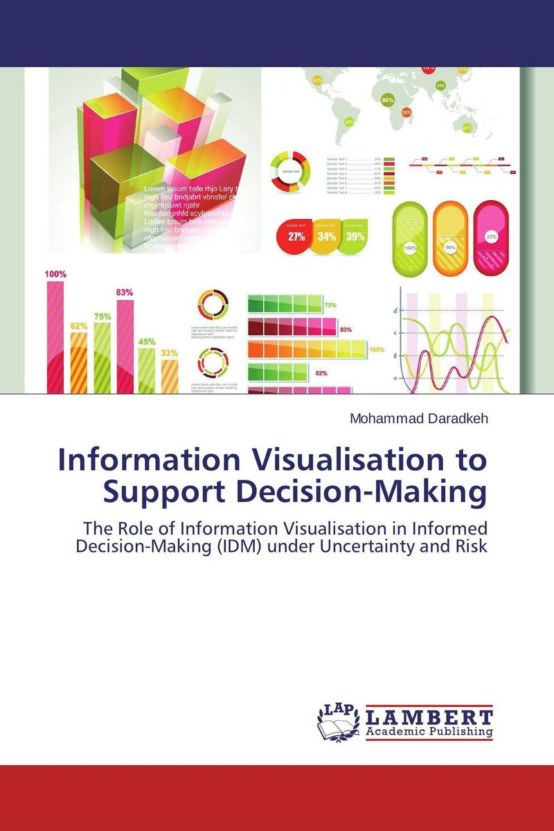 Information Visualisation to Support Decision-Making clustering information entities based on statistical methods