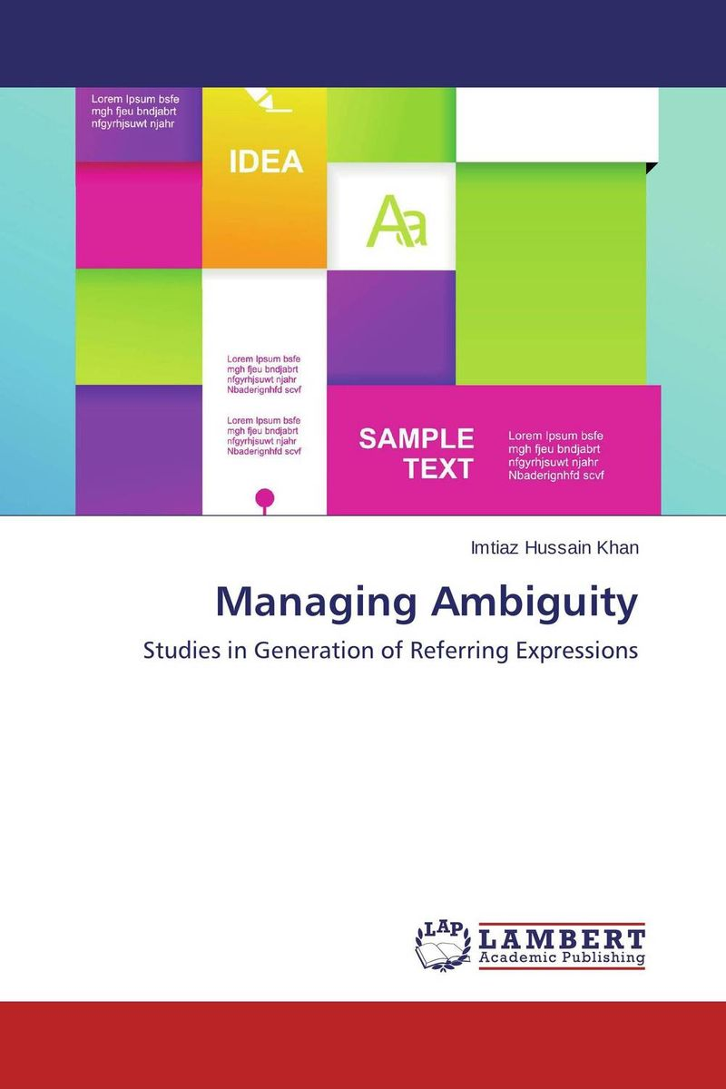 Managing Ambiguity managing projects made simple