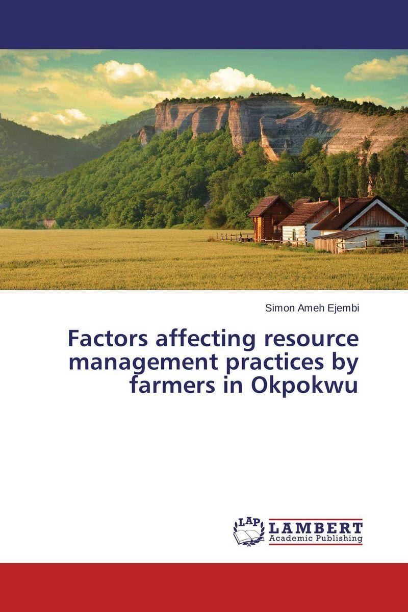 Factors affecting re...