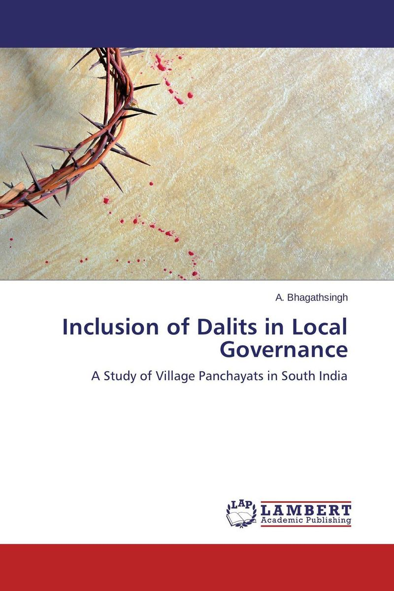 Inclusion of  Dalits in Local Governance dalit identity and social cohesion in disaster response