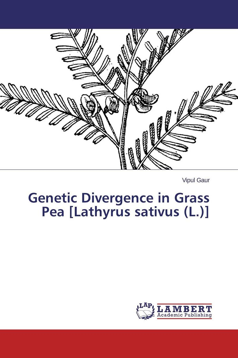 Genetic Divergence in Grass Pea [Lathyrus sativus (L.)] купить