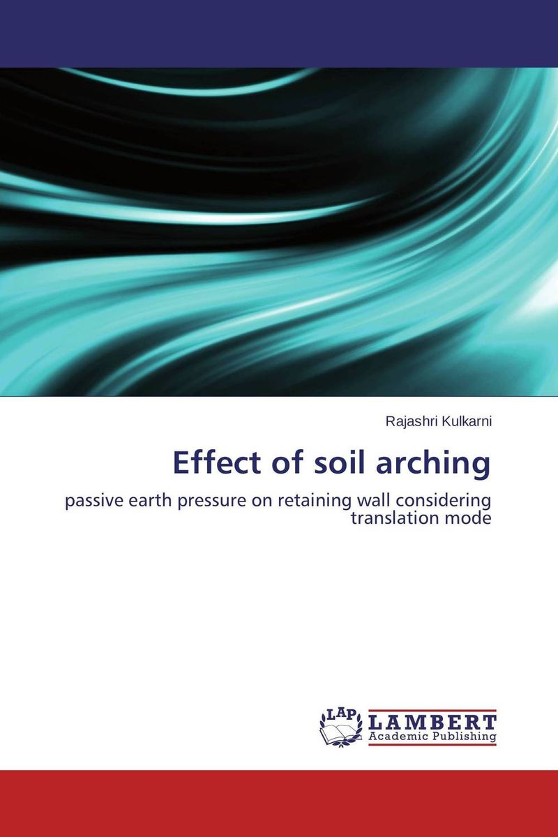 Effect of soil arching verne j journey to the centre of the earth