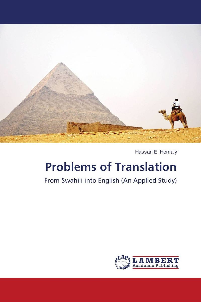Problems of Translation the translation of figurative language