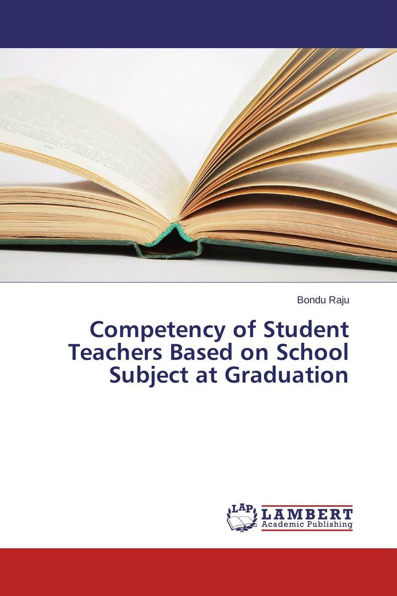 Competency of Student Teachers Based on School Subject at Graduation