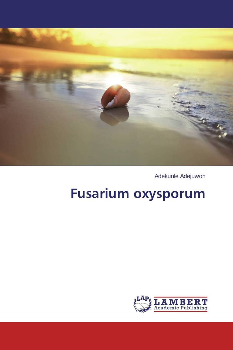 Fusarium oxysporum using enzyme from novozyme