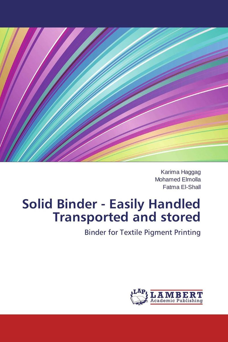 Solid Binder - Easily Handled Transported and stored ashok yadav r d askhedkar and s k choudhary synthesis and simulation of trolley for patient handling
