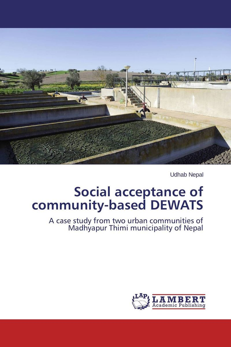 Social acceptance of community-based DEWATS analysis of pharmaceuticals in wastewater and their photodegradation