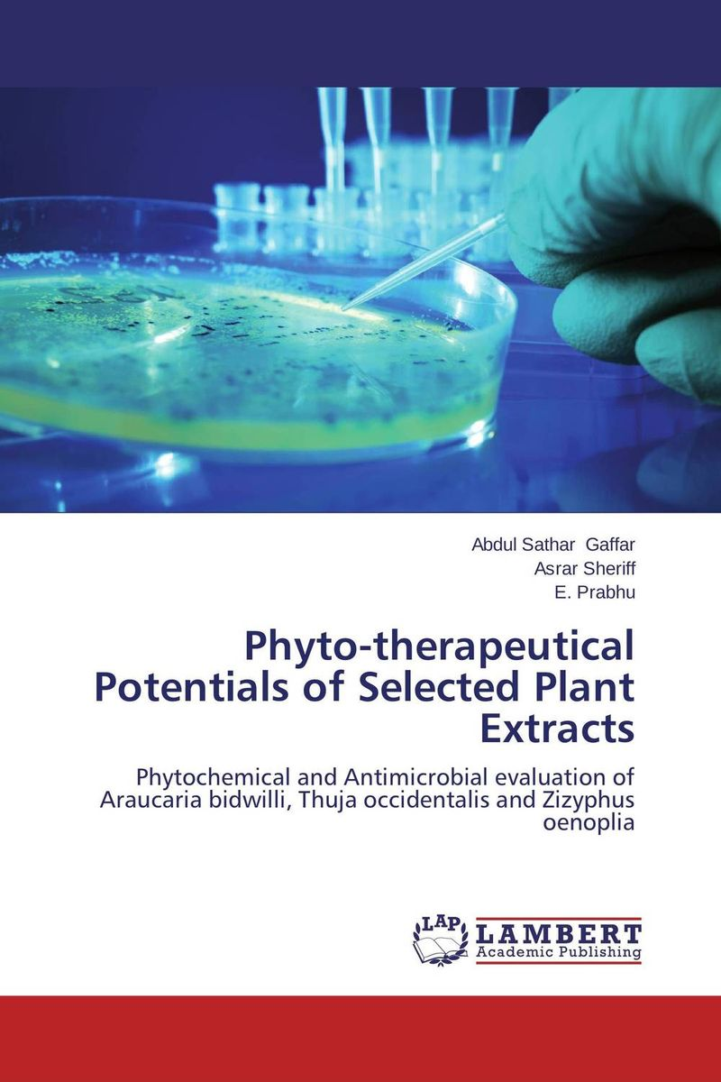 Phyto-therapeutical Potentials of Selected Plant Extracts phytochemical investigation of the flavonoids