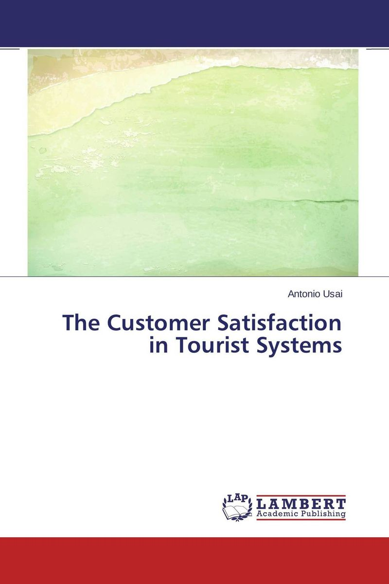 The Customer Satisfaction                         in Tourist Systems куртка утепленная hugo hugo boss hugo hugo boss hu286emsse75