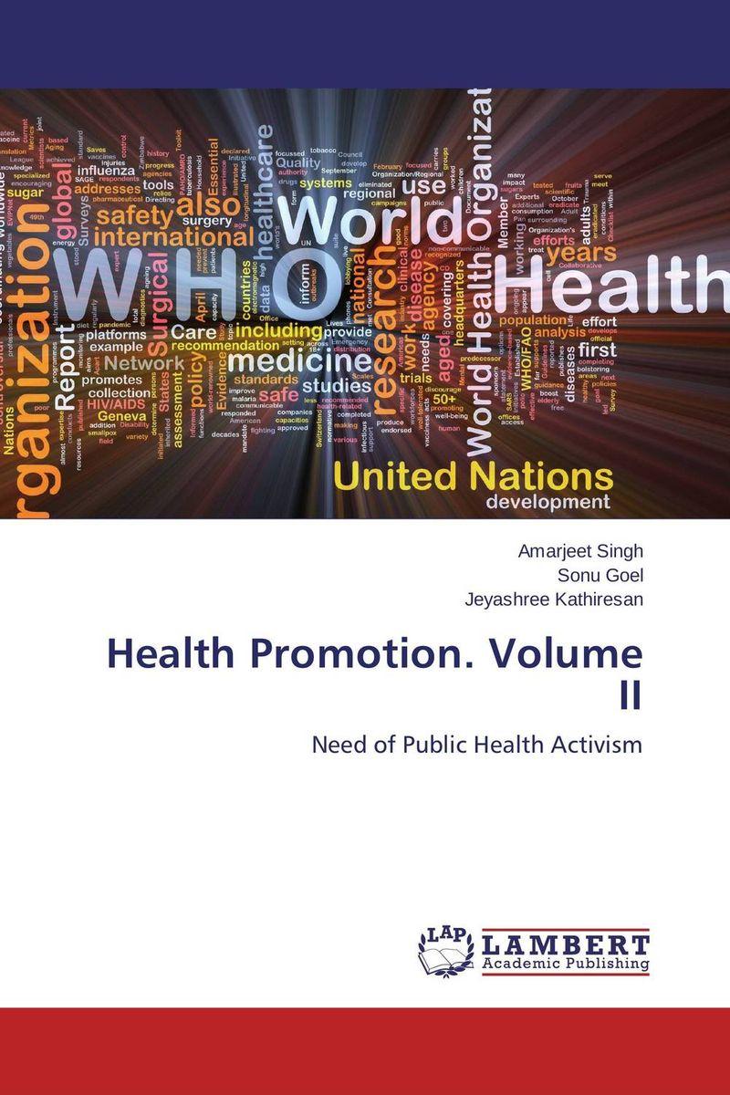 Health Promotion. Volume II health promotion in cervical cancer