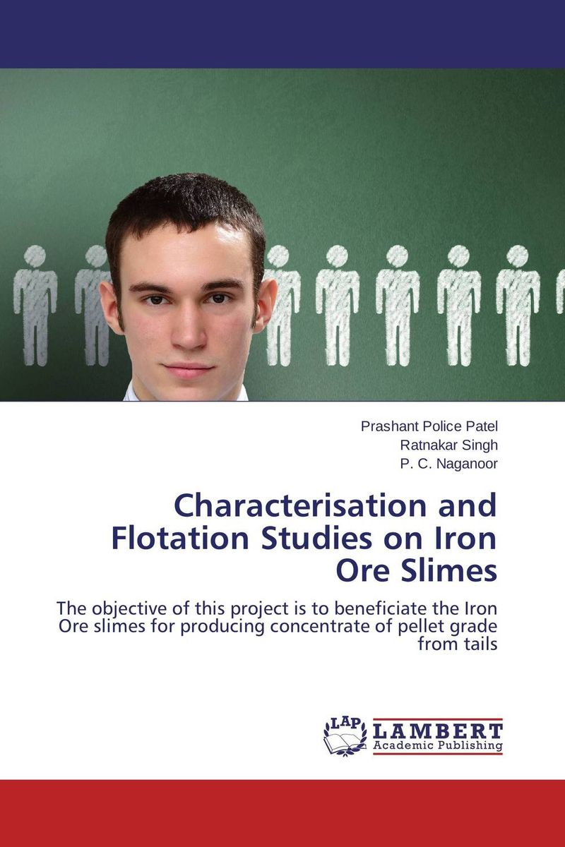 Characterisation and Flotation Studies on Iron Ore Slimes