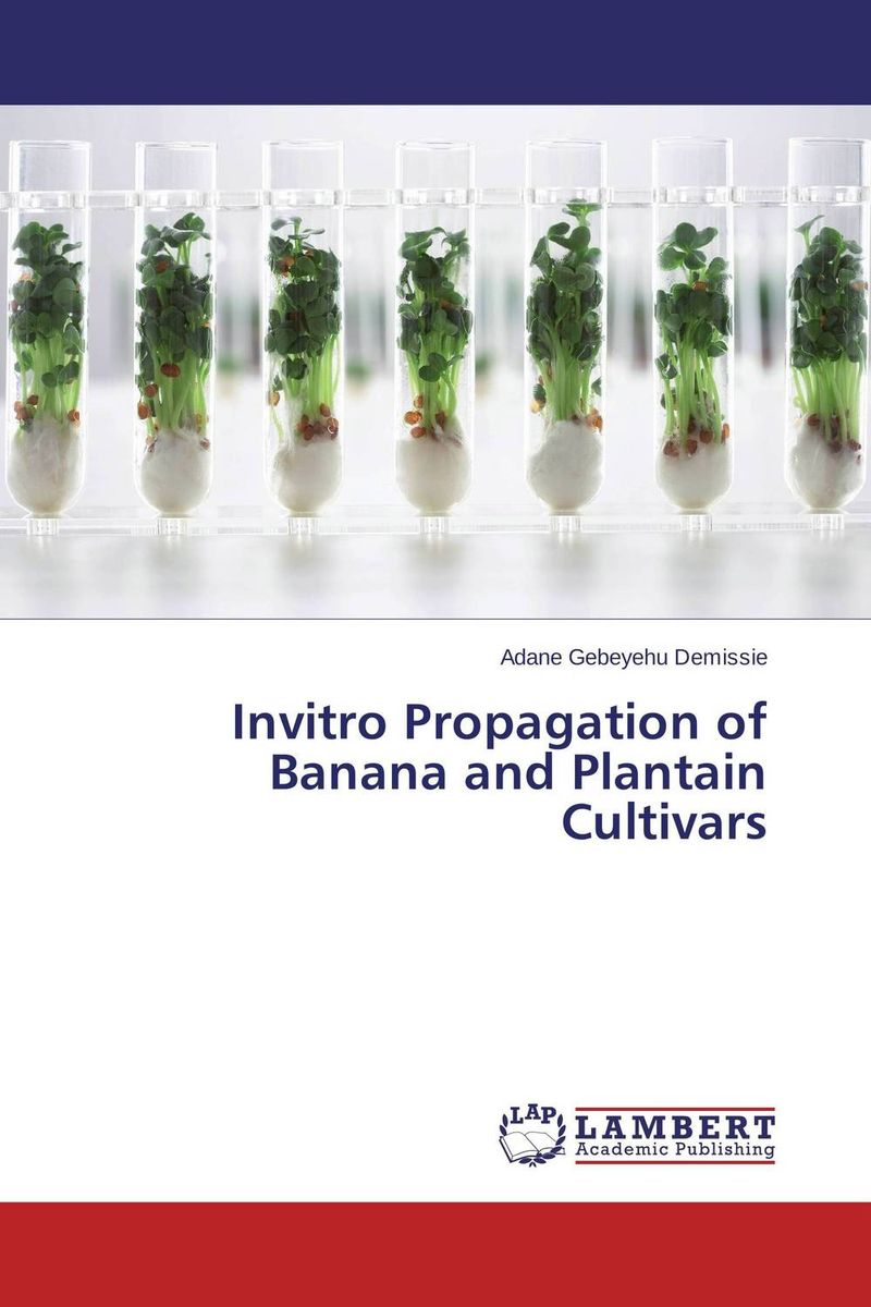 Invitro Propagation of Banana and Plantain Cultivars разъемы и переходники in akustik premium banana hollow tip