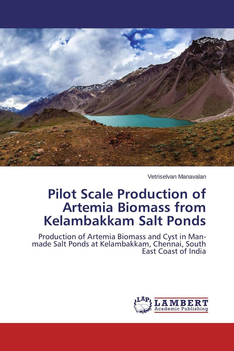 Pilot Scale Production of Artemia Biomass from Kelambakkam Salt Ponds средство sera pond omnisan against fungus and parasites in garden pond для борьбы с грибками и паразитами в пруду 5л