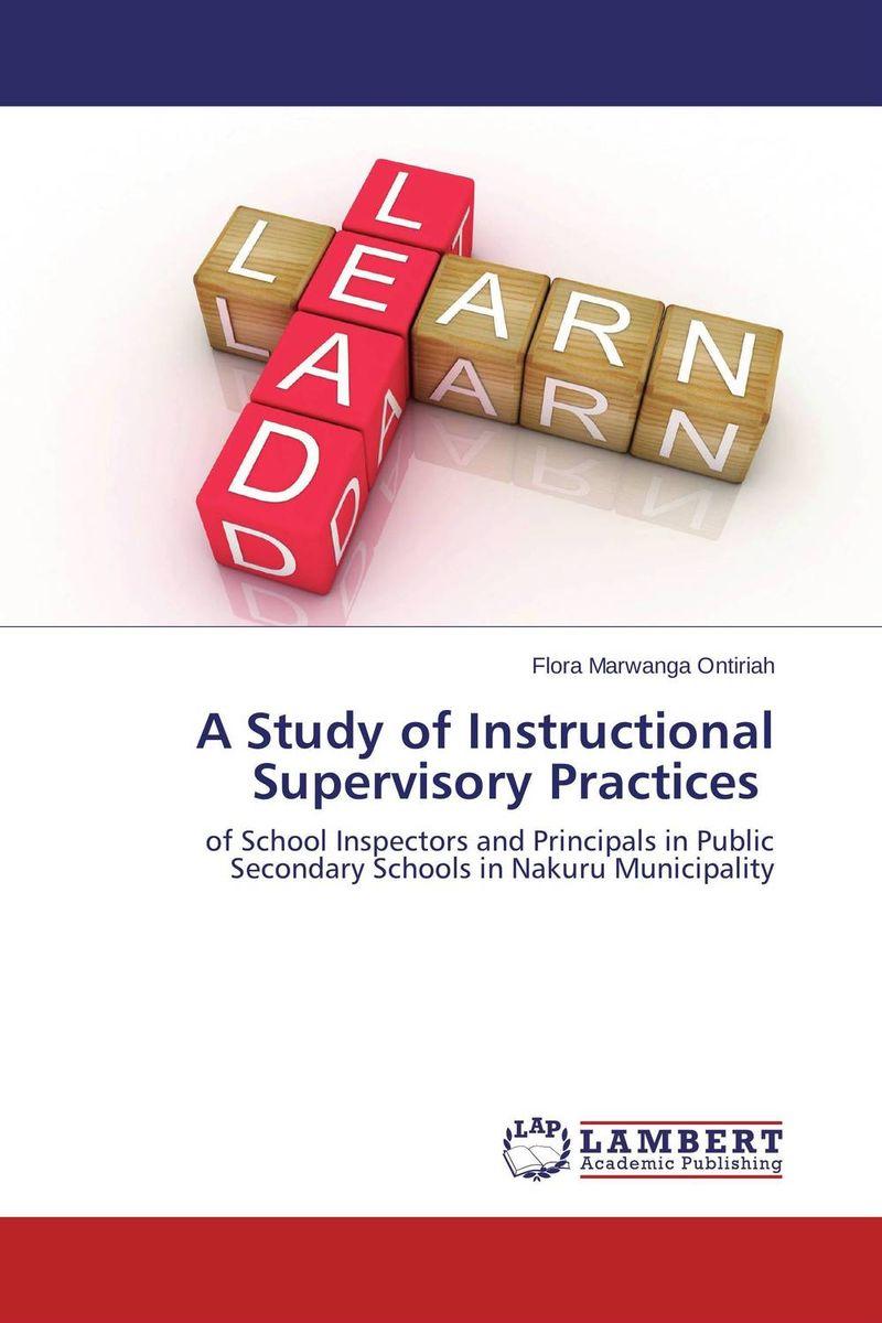 A Study of Instructional Supervisory Practices marksojd
