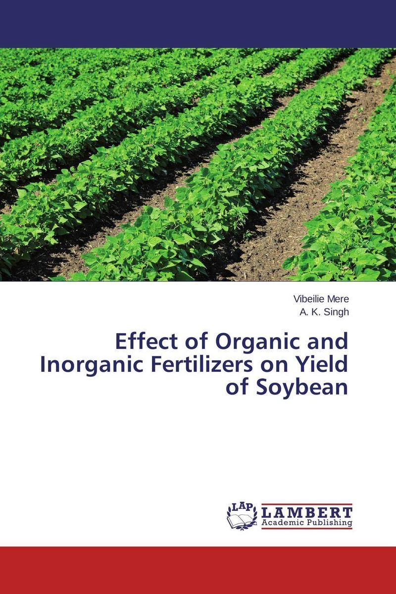 цена на Effect of Organic and Inorganic Fertilizers on  Yield of Soybean